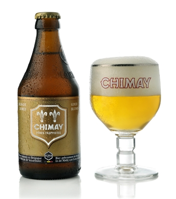 Chimay Blond goud doree 33cl