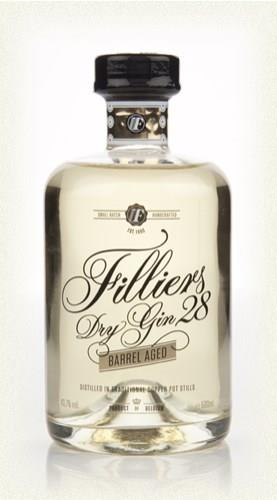 Filliers Dry Gin 28 Barrel Aged 43,7° 50Cl