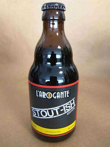 L'Arogante Stout-ish Edition 33cl