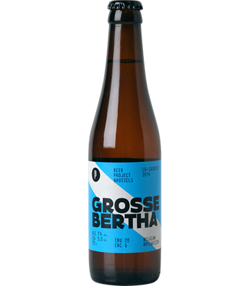 Grosse Bertha 33cl