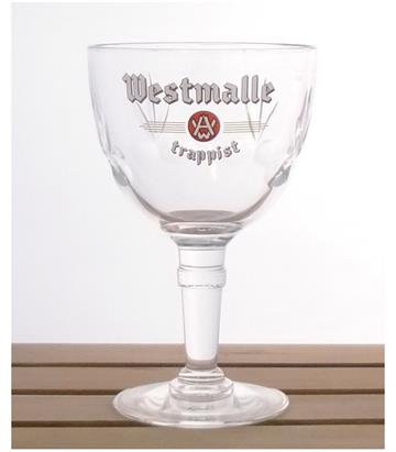 Westmalle Glas 33cl