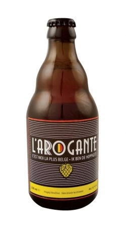 L\'Arogante Stout-ish Edition 33cl